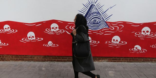 New Murals in Tehran