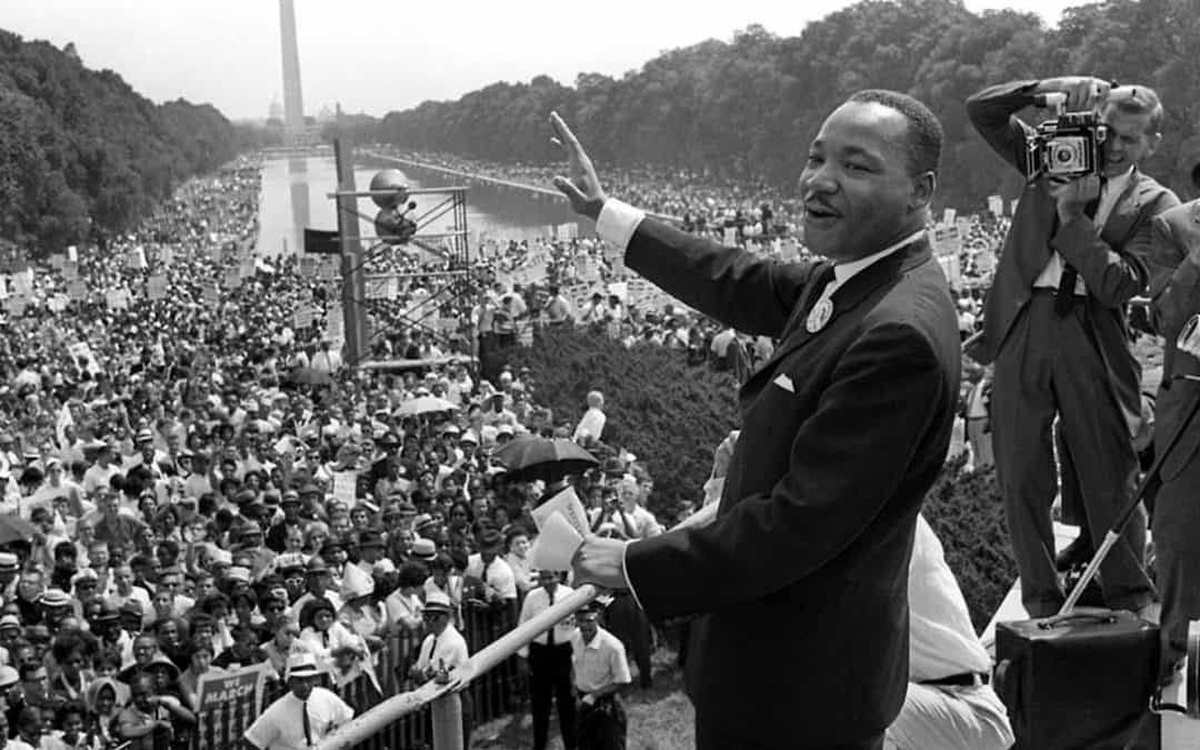 One thing about MLK